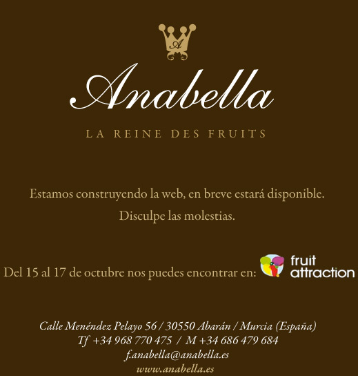 Anabella Fruits